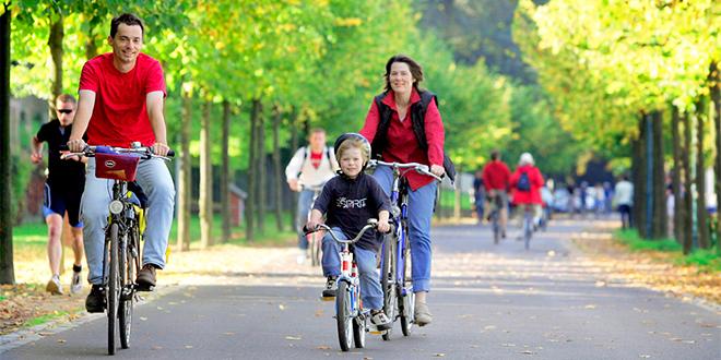 Celebra el Día Mundial de la Bicicleta ¡sobre dos ruedas!