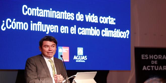 Debaten sobre los desafíos ambientales para Chile por cambio climático