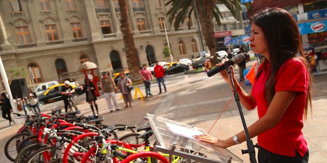 Antofagasta lanza sistema de préstamo gratuito de bicicletas