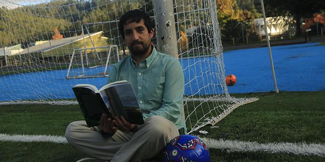 Literatura deportiva con aroma penquista
