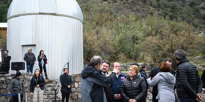 12 centrales monitorean falla de San Ramón en tiempo real