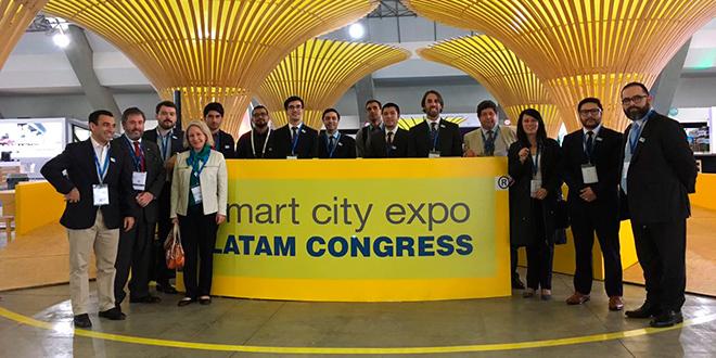 Santiago es premiada en congreso internacional sobre Smart Cities y sustentabilidad