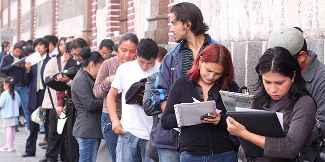 Gran Santiago: desempleo llega a 8,0% superando niveles de últimos 5 años