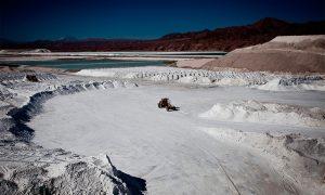 Tres empresas invertirán US$ 754 millones para industrializar el litio
