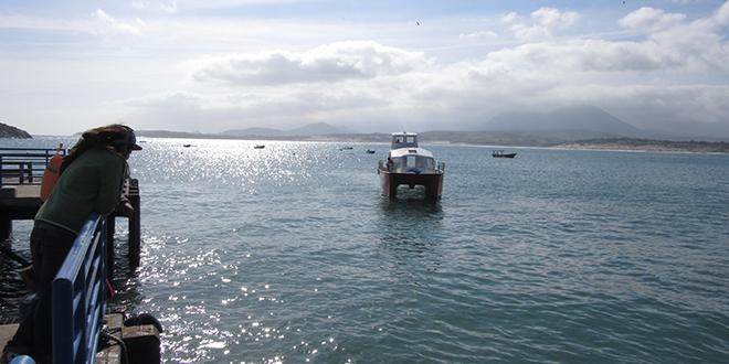 Pescadores de Pichidangui impulsan negocios turísticos y pesca artesanal