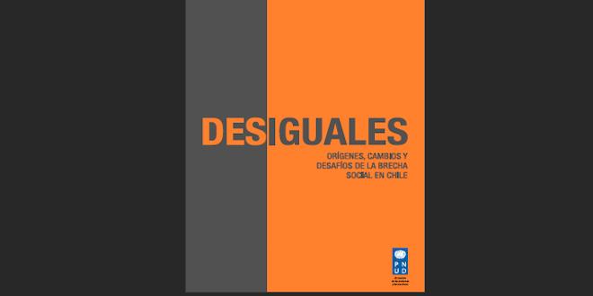 Libro del PNUD critica desigualdad socioeconómica en Chile