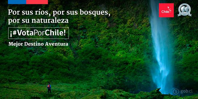 Chile fue nominado como mejor destino de turismo aventura 2017