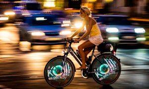 Bikelite: ¡ciclistas más seguros!