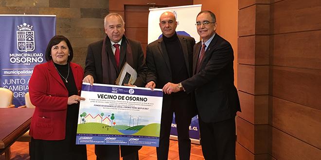 Nestlé lanza Fondo de Desarrollo Local 2017 para iniciativas de la comunidad en Osorno