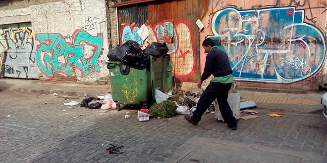 Comité ecológico denuncia grave aumento de basura en Valparaíso
