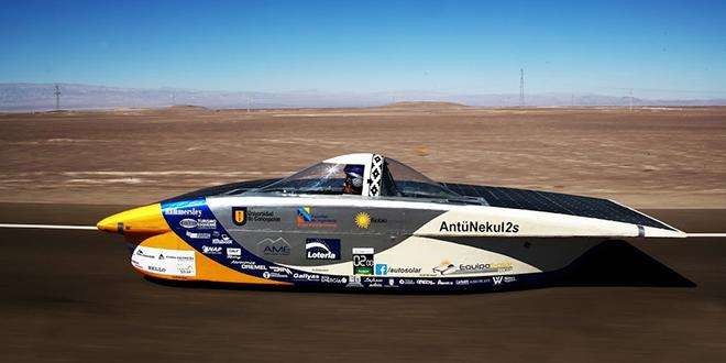 Carrera Solar Atacama inicia proceso de inscripción con un nuevo desafío