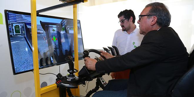 Nuevo centro interactivo para prevenir accidentes laborales críticos