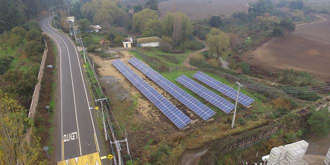 Ciudad Luz: proyectos de energía solar a escala distribuida