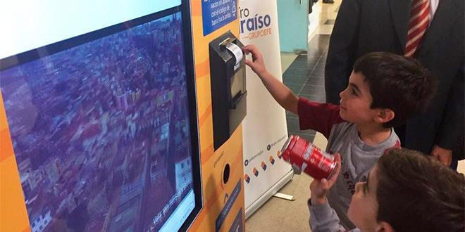 Metro Valparaíso: ¡recicla y suma puntos para cargar tu tarjeta!