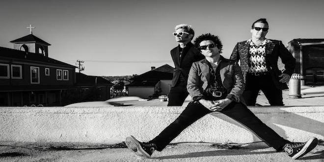 Green Day: La clásica fuerza del punk rock en Chile