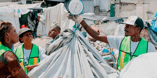 Transformando los desechos en oportunidades