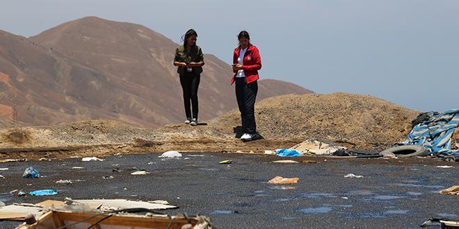 Llaman a Seremi de Salud de Antofagasta a investigar pozos de alquitrán