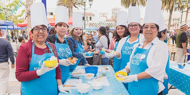 Invitan a consumir caracoles de mar como parte de la Ruta de las Caletas