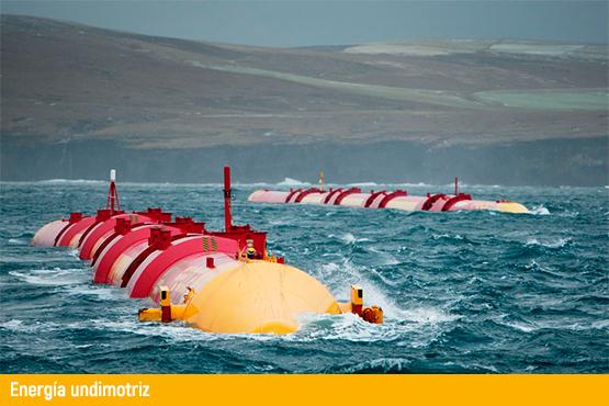 Mar chileno: ¿se puede convertir en un motor energético?