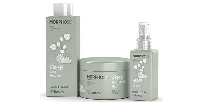 Morphosis Green: cuidado natural para el cabello