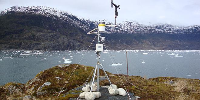 Lanzan plataforma chilena que entrega datos meteorológicos y oceanográficos en línea