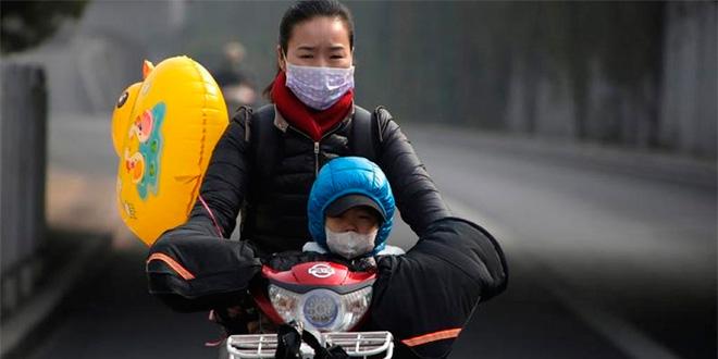 Contaminación del aire puede dañar el cerebro de niños pequeños
