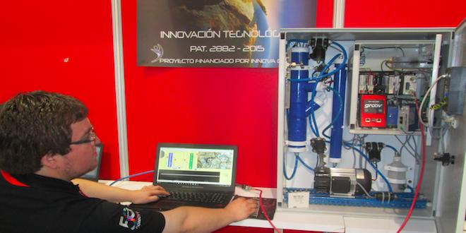 Impulsan en Antofagasta innovador sistema para monitorear la neblina ácida
