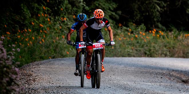 El mountainbike se toma los faldeos del volcán Osorno
