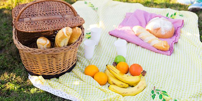 Cuidados de los alimentos en verano