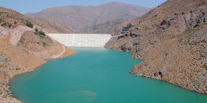 Inauguran embalse Chacrillas