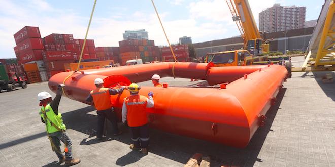 Balneario municipal de Antofagasta contará con icónica nueva balsa