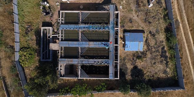 Ovalle: inauguran planta de reúso de aguas residuales tratadas para uso productivo