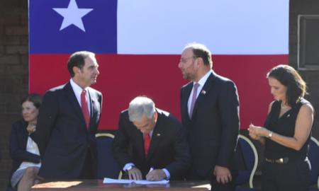 Presidente Piñera convoca a gran acuerdo nacional por la infancia