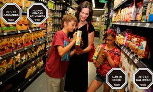 Alimentos y sellos: ¿estamos comiendo más sano?