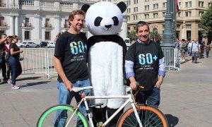 Hora del Planeta: caravana libre de emisiones unirá Santiago e Independencia