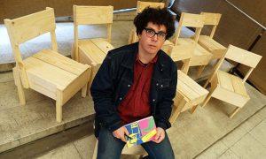 Nicolás Aracena: al rescate de la madera