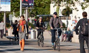 Proyecto 42K completa 21 km continuos para ciclistas