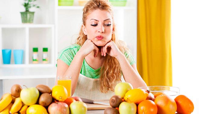 7 mitos y verdades de las frutas