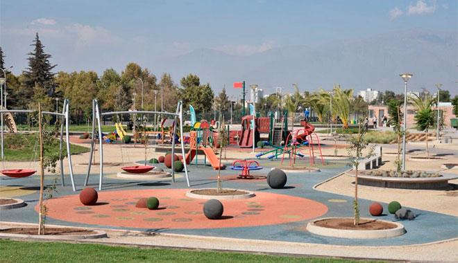 Inauguran Parque Pierre Dubois en Pedro Aguirre Cerda