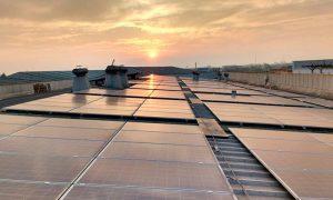 Planta de reciclaje maneja el 100% de sus procesos usando paneles solares