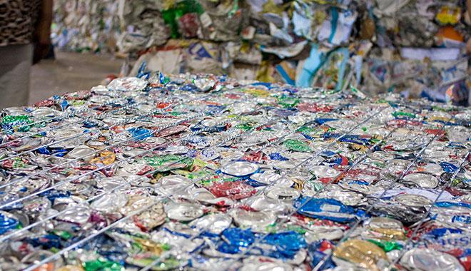 Puente Alto recicló 345 toneladas más de residuos que en 2016
