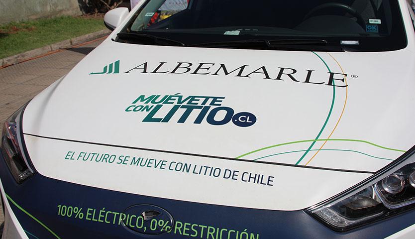 Anuncian primera electrolinera en Antofagasta