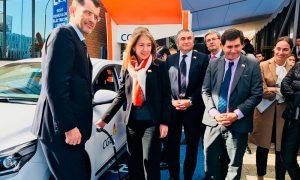 Inauguran la primera electrolinera de la región del Biobío