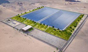 Proyecto desalinizador postula a ganar importante premio de diseño y sustentabilidad