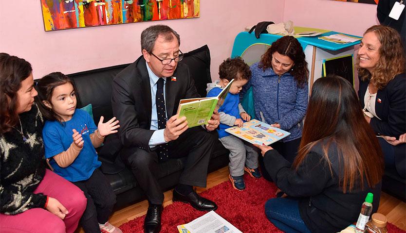 Fundación Niños Primero impulsa novedosa metodología para la infancia