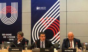 Chile rechaza proteccionismo económico en sesiones de la OCDE