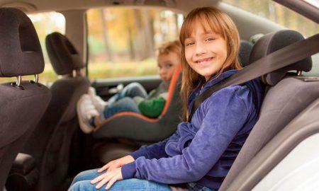Niños fallecidos disminuyen en 54% en 2017 tras norma sobre uso de silla infantil en vehículos