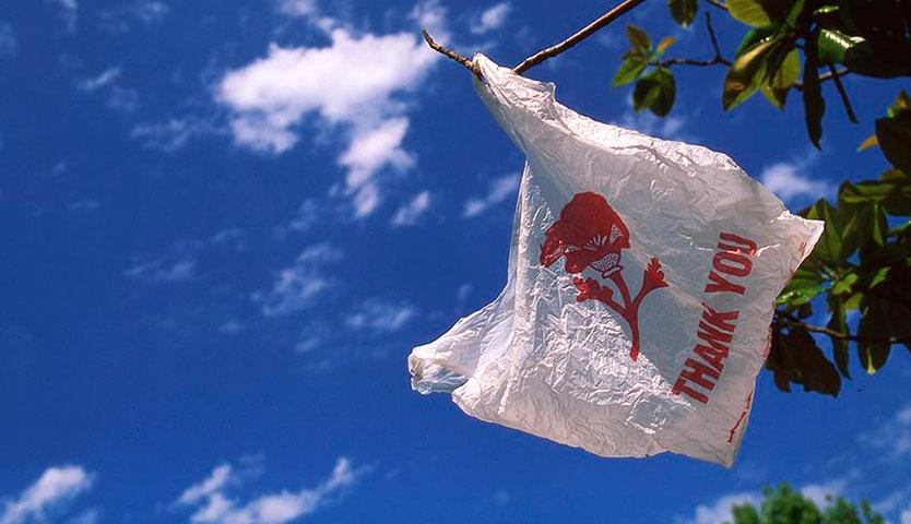 El compromiso de poner fin a las bolsas plásticas