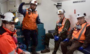 Lanzan campaña de seguridad para prevenir accidentes en minería