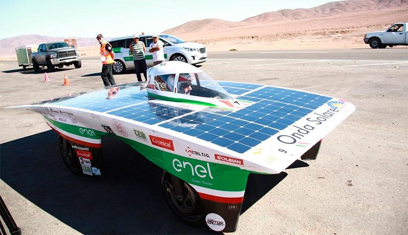Carrera Solar Atacama: más extrema que nunca